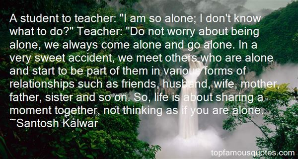 Quotes About Student Teacher Relationships