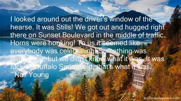 Quotes About Sunset Boulevard