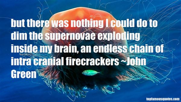 Quotes About Supernovae