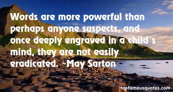 Quotes About Suspects