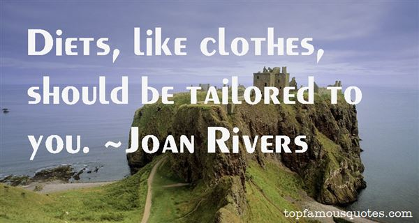 Quotes About Tailored