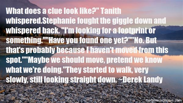 Quotes About Tanith