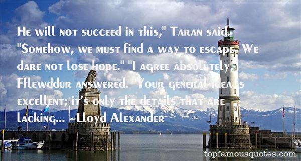 Quotes About Taran