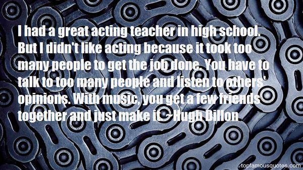 Quotes About Teacher Friends