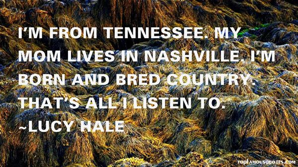 Quotes About Tennessee