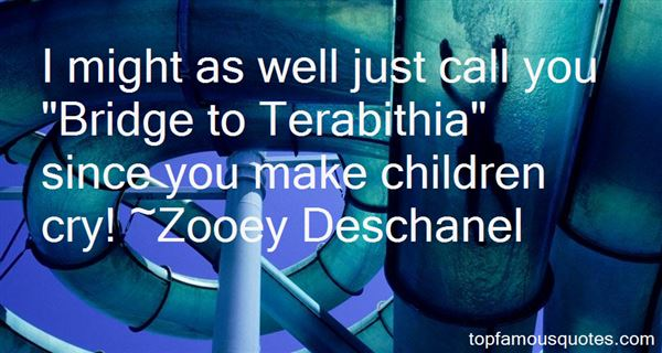 Quotes About Terabithia