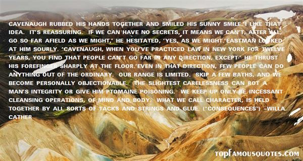 Quotes About Test Of Character
