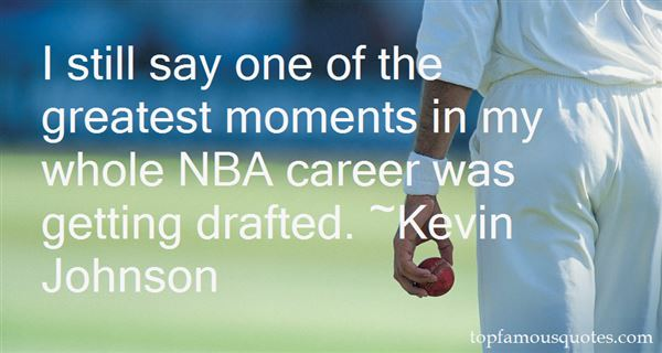 Quotes About The Nba Draft