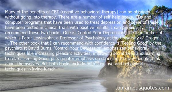 Quotes About Therapy Psychology
