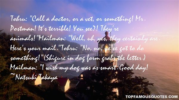 Quotes About Tohr