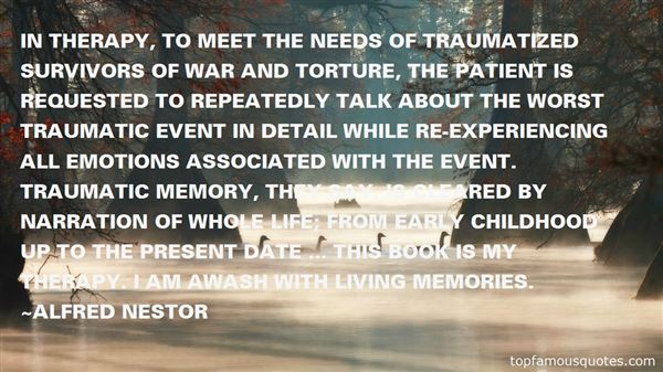 Quotes About Trauma Survivors