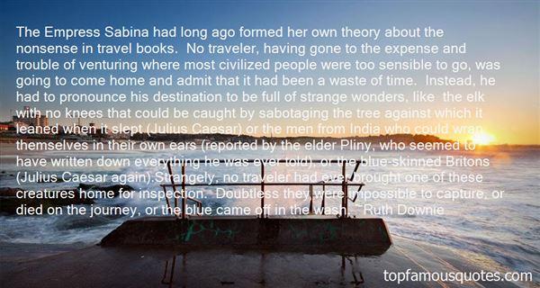 Quotes About Travel Destination