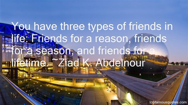 Quotes About Types Of Friends