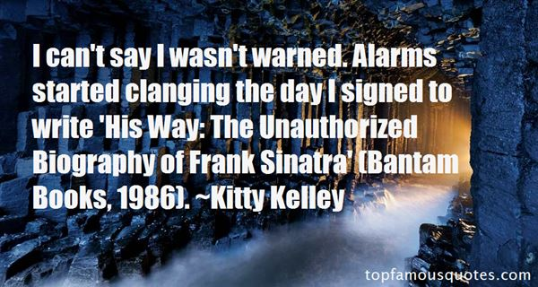 Quotes About Unauthorized