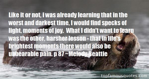 Quotes About Unbearable Pain