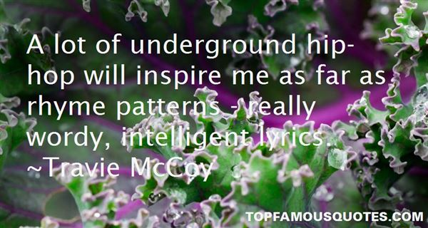 Quotes About Underground Hip Hop