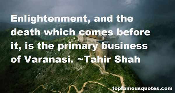 Quotes About Varanasi