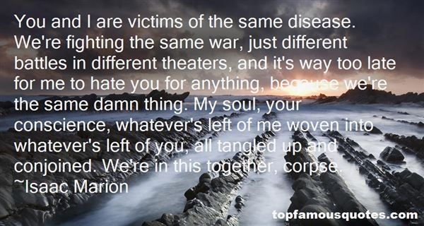 Quotes About Victims