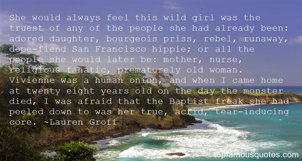 Quotes About Vivienne