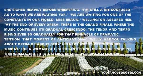 Quotes About Wellington