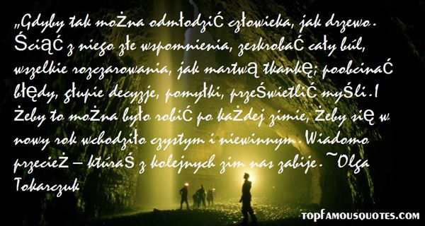 Quotes About Wspomnienia