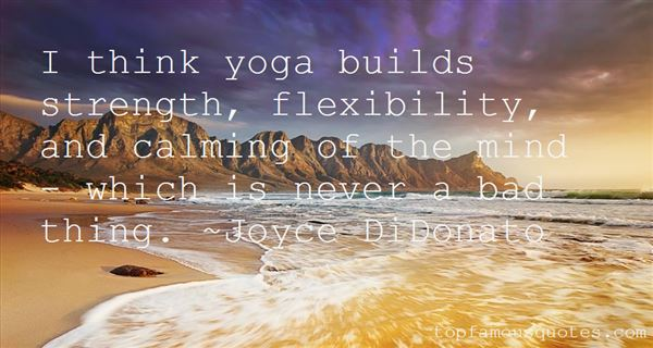 Quotes About Yoga Flexibility