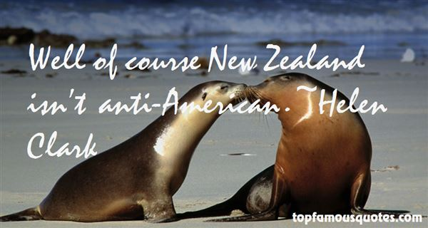 Quotes About Zealand