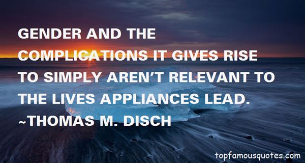 Quotes About Appliance