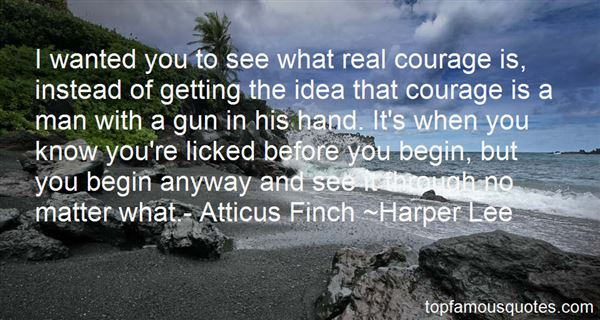 Quotes About Atticus Finch