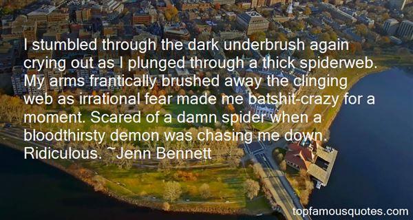 Quotes About Batshit