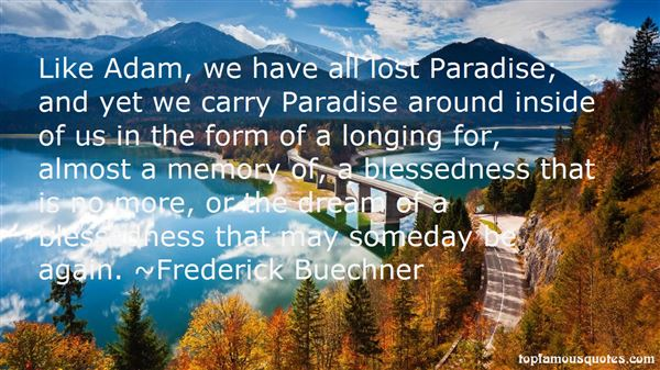 Quotes About Blessedness