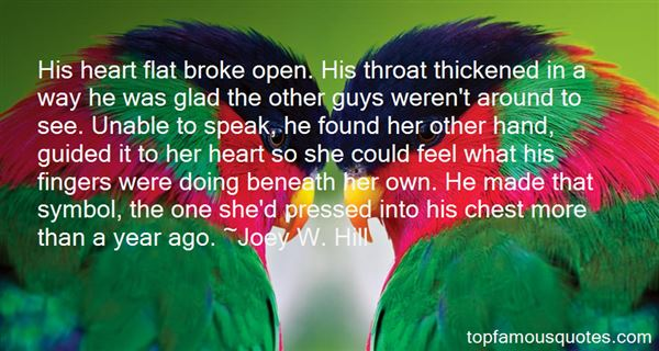 Quotes About Broke Guys