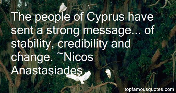 Quotes About Cyprus