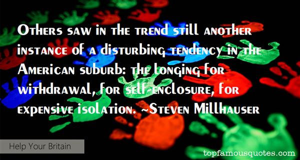 Quotes About Disturbing