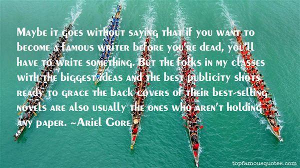 Quotes About Famous Novels