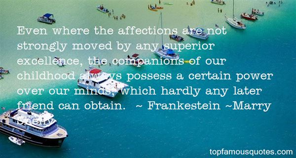 Quotes About Frankestein