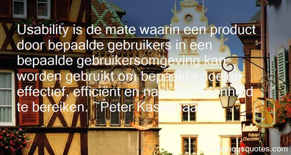 Quotes About Gebruikers
