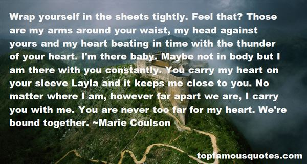 Quotes About Heart On Your Sleeve