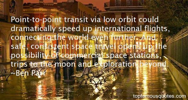 Quotes About International Travel