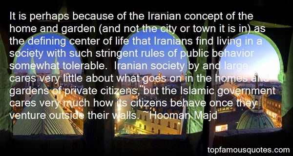 Quotes About Iranians