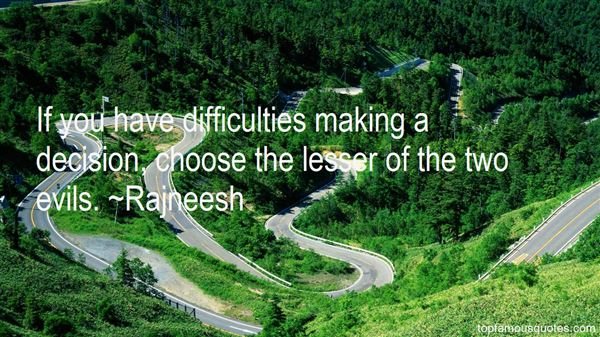 Quotes About Lesser