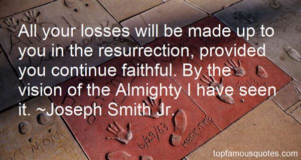 Quotes About Losses
