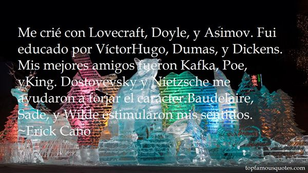 Quotes About Lovecraft