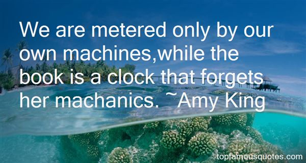 Quotes About Machanic