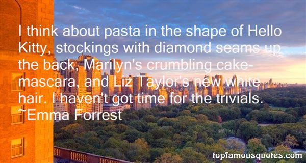 Pasta Quotes: best 101 famous quotes about Pasta