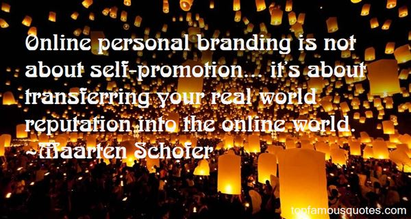 Quotes About Personal Branding