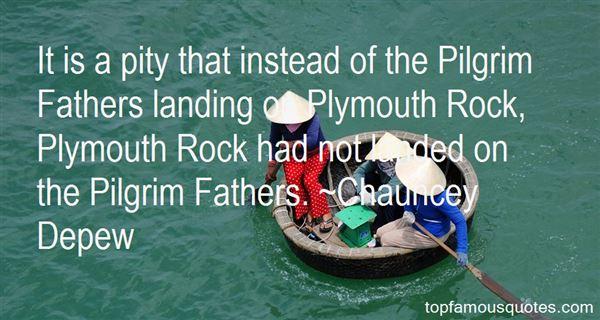 Quotes About Pilgrim