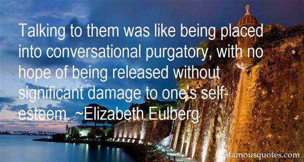 Quotes About Purgatory