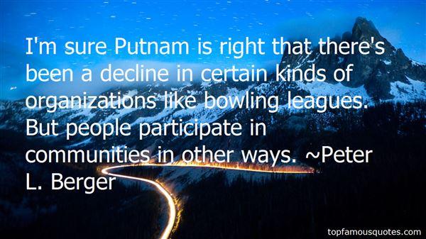 Quotes About Putnam