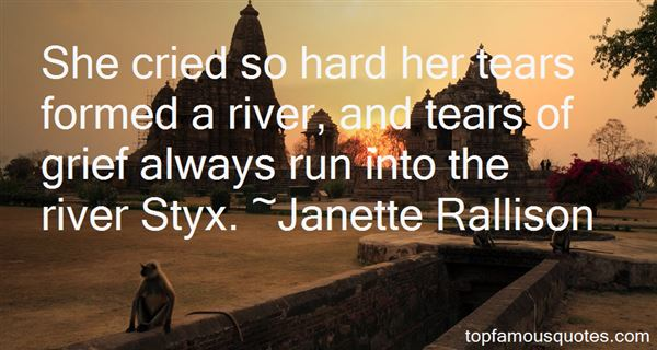 Quotes About River Styx